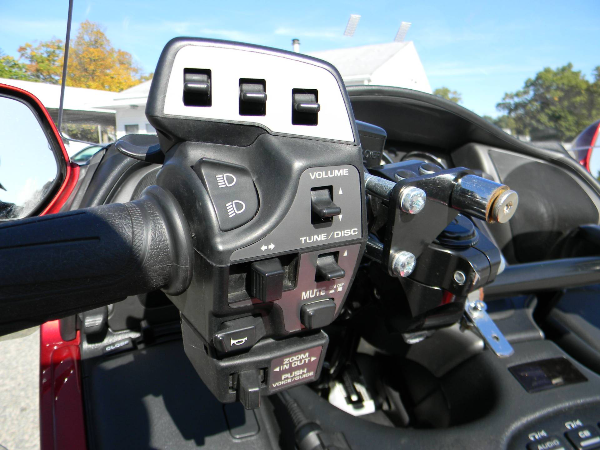 2008 Honda Gold Wing® Audio Comfort Navi in Springfield, Massachusetts - Photo 17