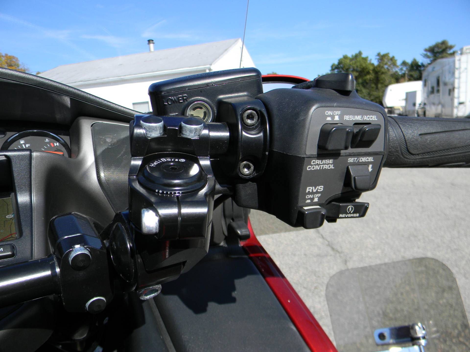 2008 Honda Gold Wing® Audio Comfort Navi in Springfield, Massachusetts - Photo 18