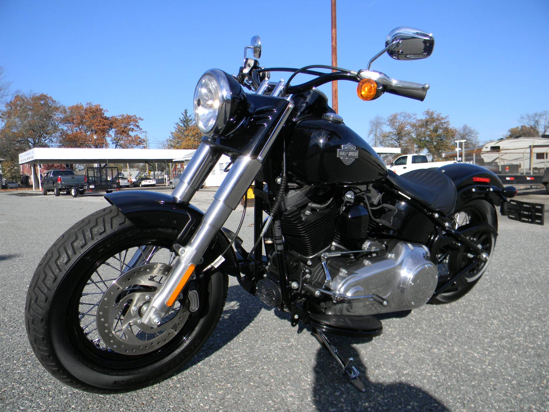 2015 Harley-Davidson Softail Slim® in Springfield, Massachusetts