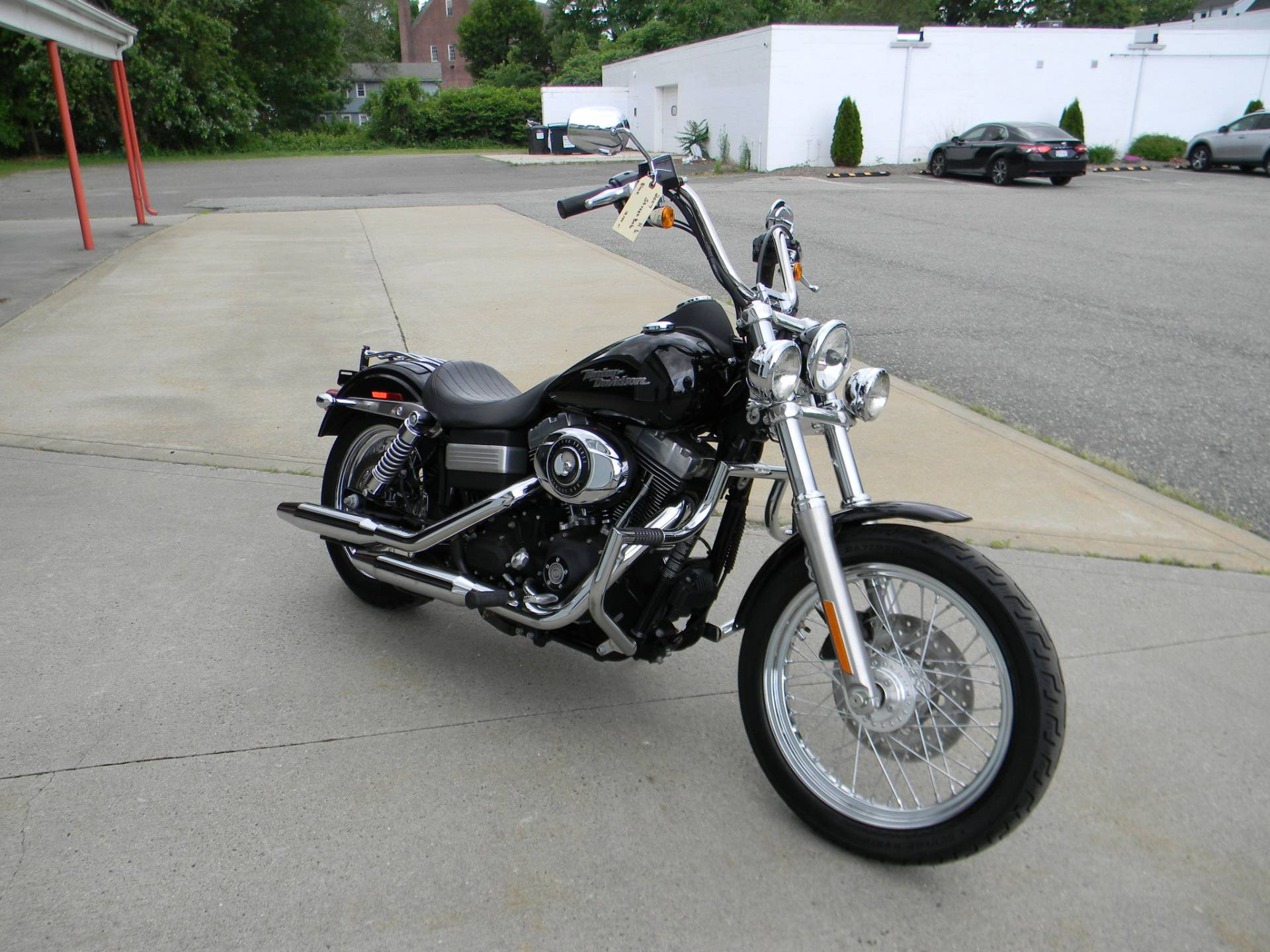2007 Harley-Davidson Dyna® Street Bob® in Springfield, Massachusetts - Photo 2