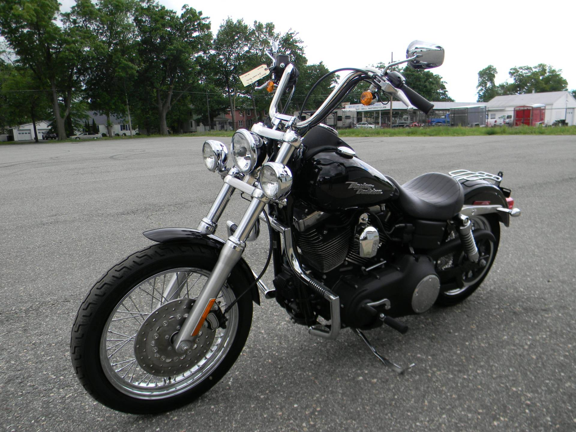 2007 Harley-Davidson Dyna® Street Bob® in Springfield, Massachusetts - Photo 4