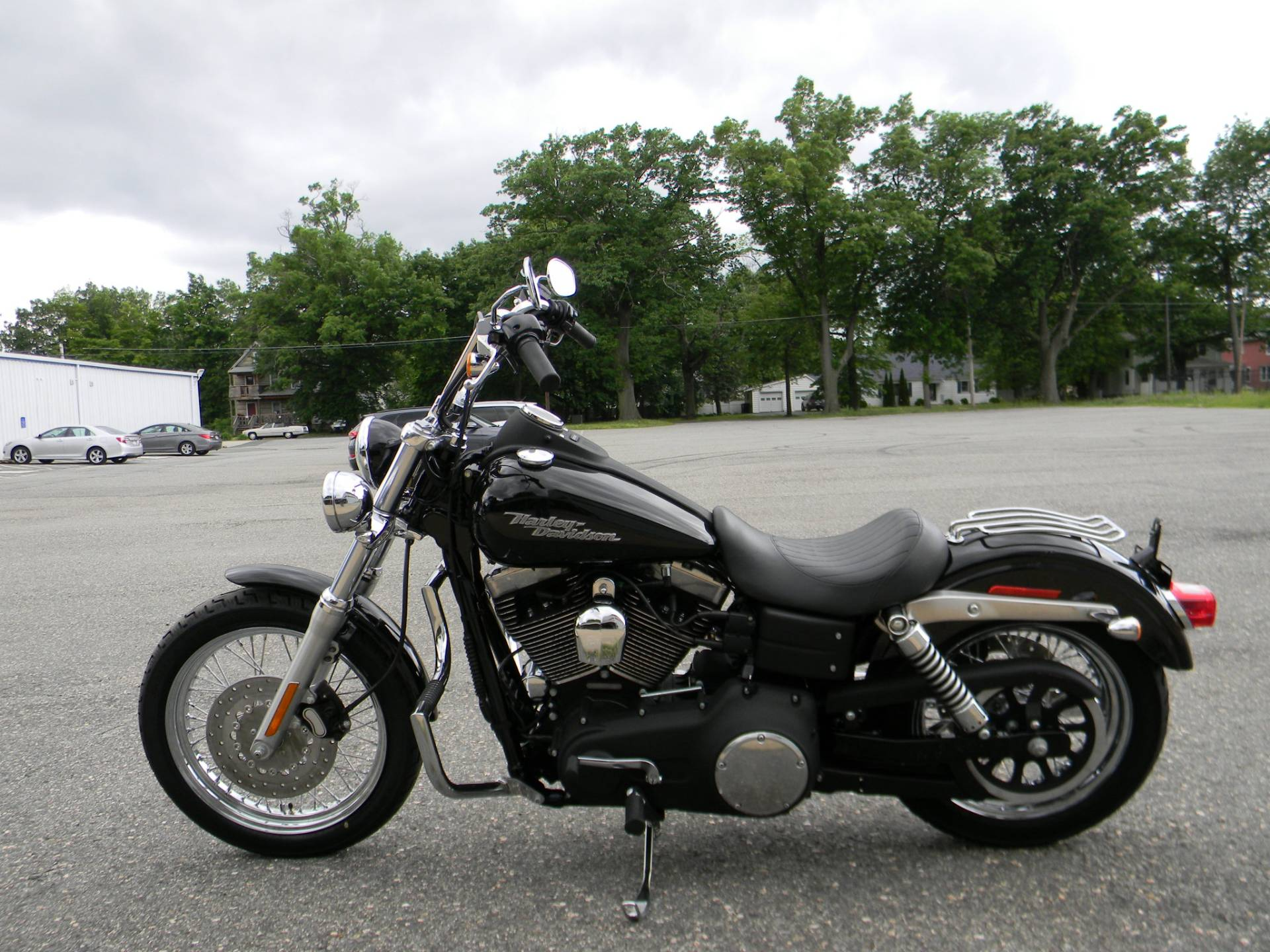 2007 Harley-Davidson Dyna® Street Bob® in Springfield, Massachusetts - Photo 5
