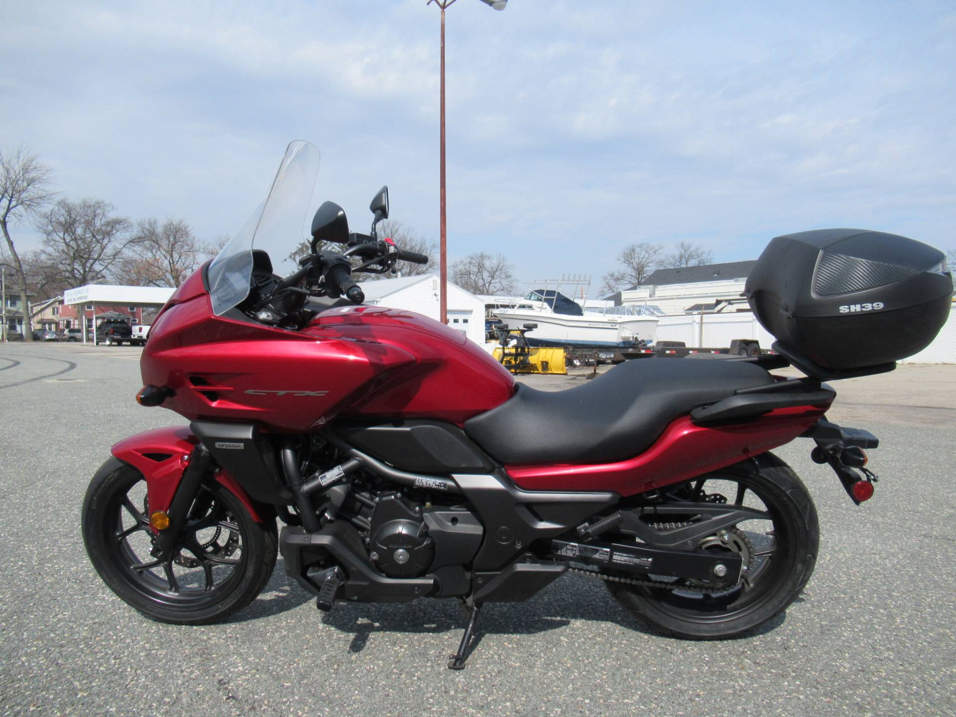 2017 Honda CTX700 DCT in Springfield, Massachusetts - Photo 5
