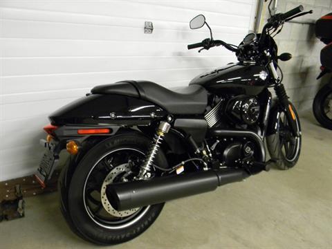 2015 Harley-Davidson Harley-Davidson Street™ 750 in Springfield, Massachusetts