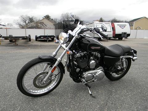 2009 Harley-Davidson Sportster 1200 Custom in Springfield, Massachusetts - Photo 5