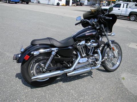 2009 Harley-Davidson Sportster 1200 Custom in Springfield, Massachusetts