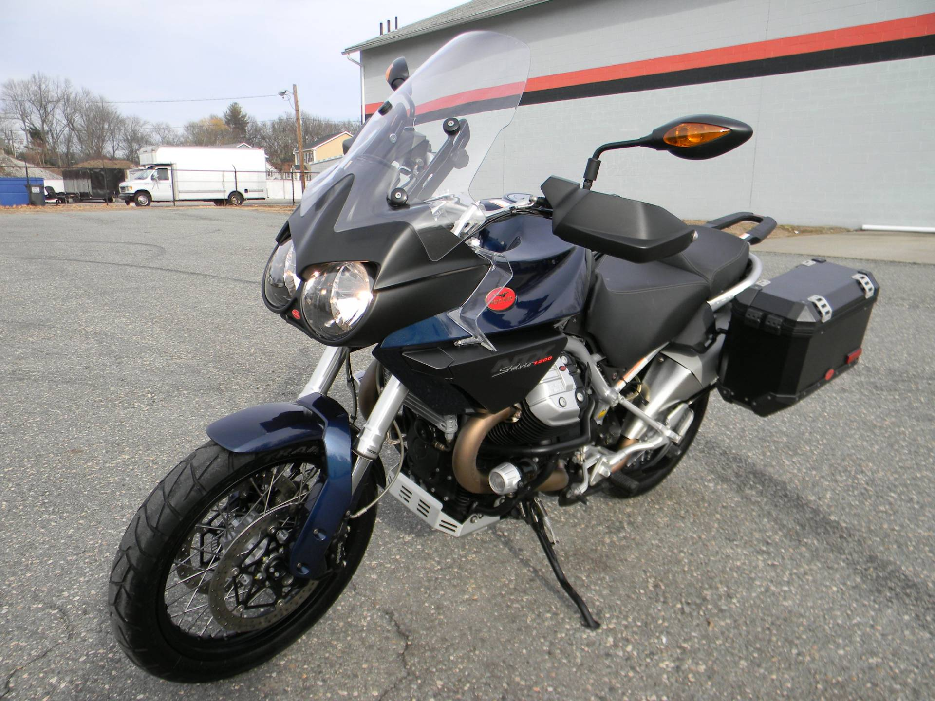 2015 Moto Guzzi Stelvio 1200 NXT ABS in Springfield, Massachusetts - Photo 5