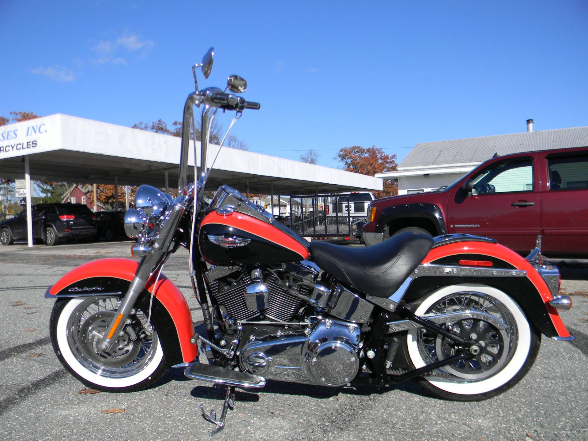 2010 Harley-Davidson Softail® Deluxe in Springfield, Massachusetts