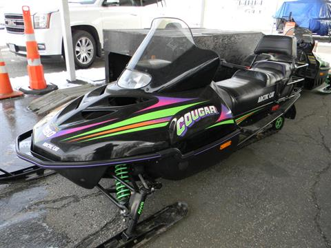 1996 Arctic Cat COUGAR 550 2UP in Springfield, Massachusetts