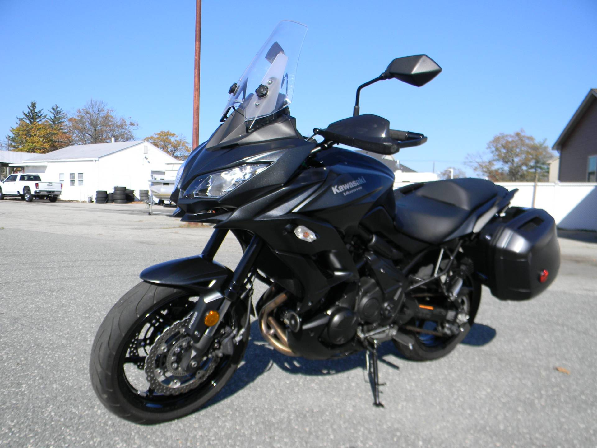 2016 Kawasaki Versys 650 ABS in Springfield, Massachusetts - Photo 4