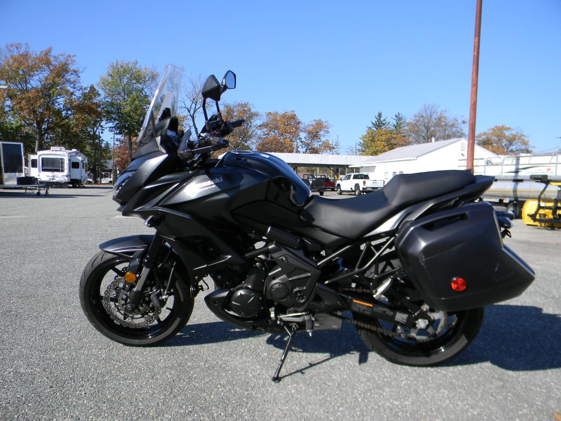 2016 Kawasaki Versys 650 ABS in Springfield, Massachusetts - Photo 5