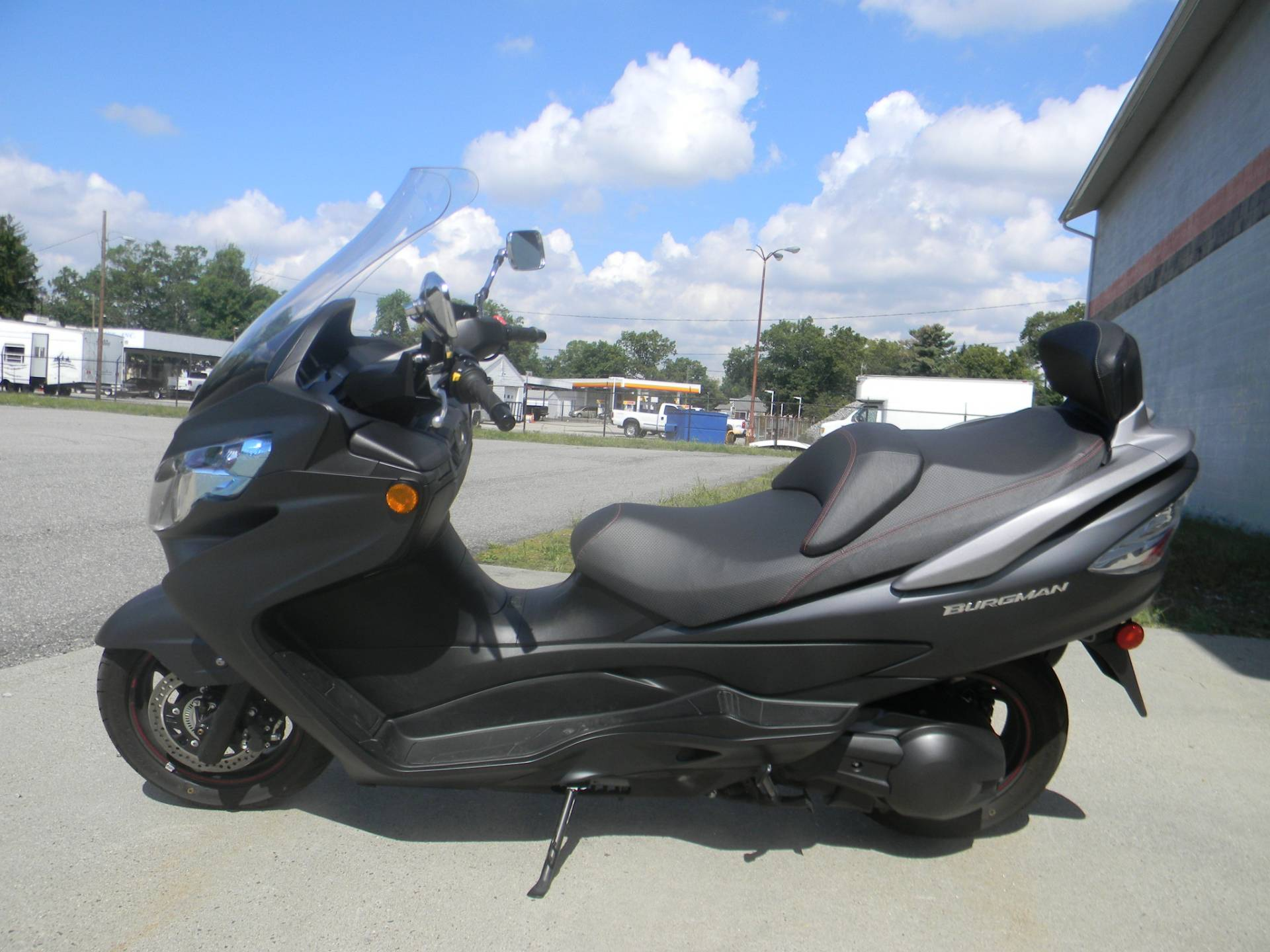 2013 Suzuki Burgman™ 400 ABS in Springfield, Massachusetts
