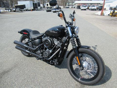 2020 Harley-Davidson Street Bob® in Springfield, Massachusetts - Photo 2