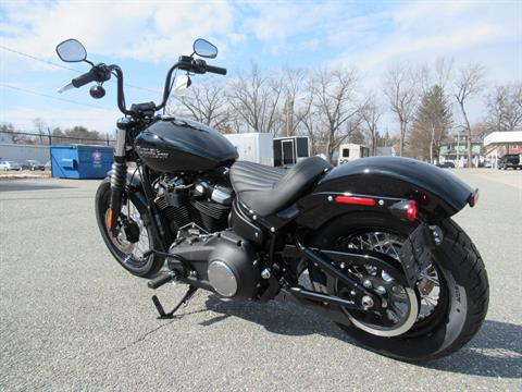 2020 Harley-Davidson Street Bob® in Springfield, Massachusetts - Photo 7