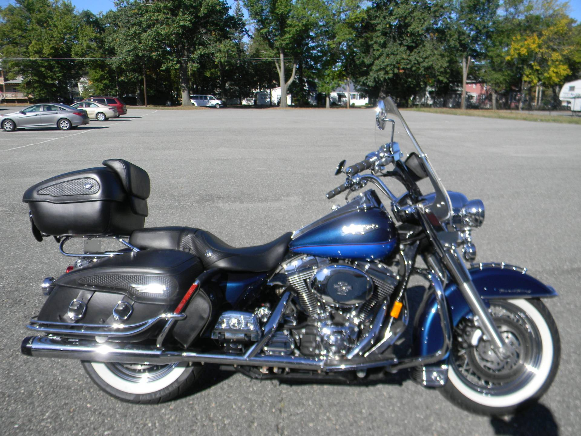 2004 Harley-Davidson FLHRCI Road King® Classic in Springfield, Massachusetts