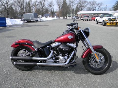 2016 Harley-Davidson Softail Slim® in Springfield, Massachusetts