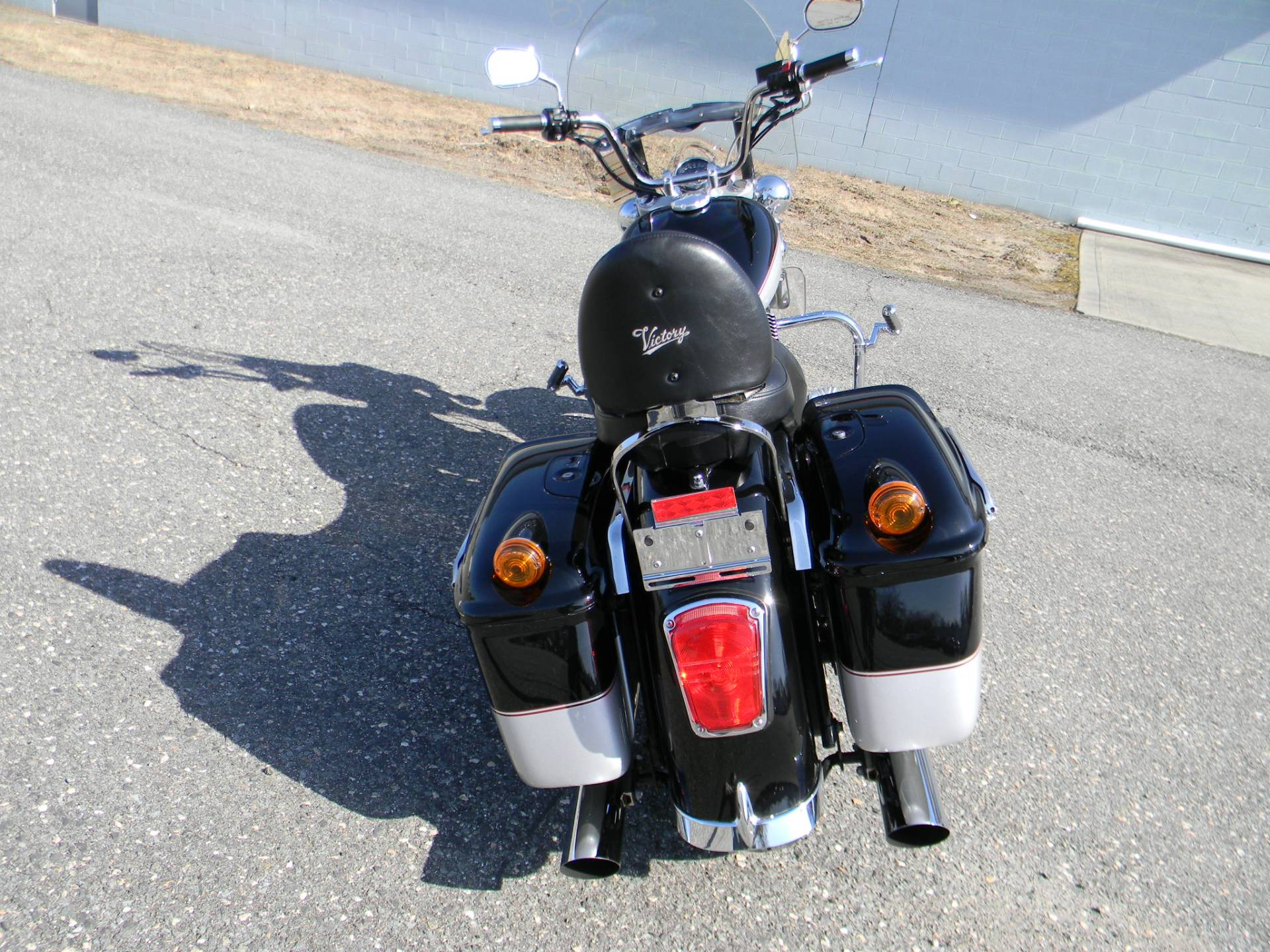 2002 Victory V92TC Deluxe in Springfield, Massachusetts - Photo 4
