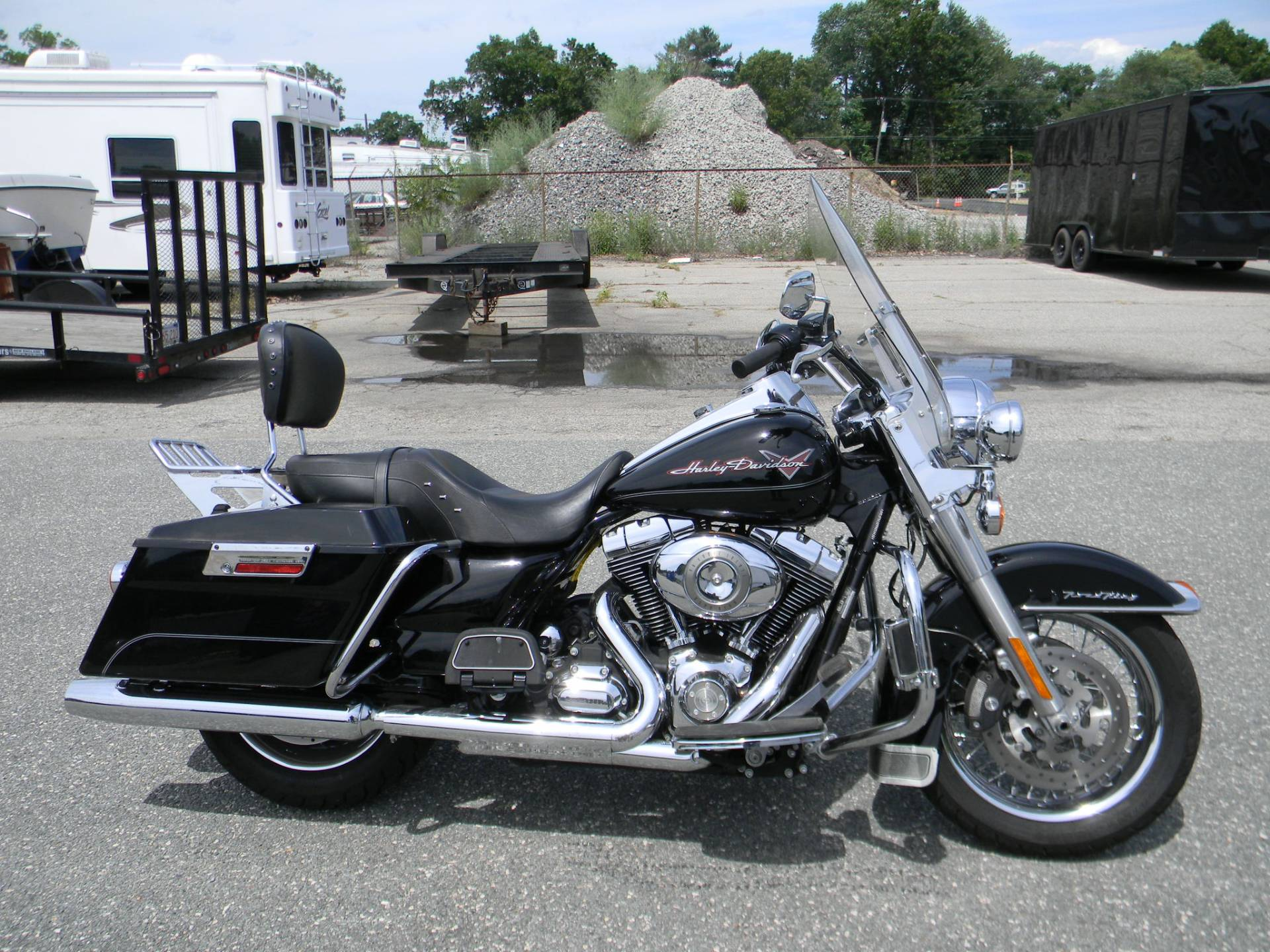 2009 Harley-Davidson Road King® in Springfield, Massachusetts - Photo 1