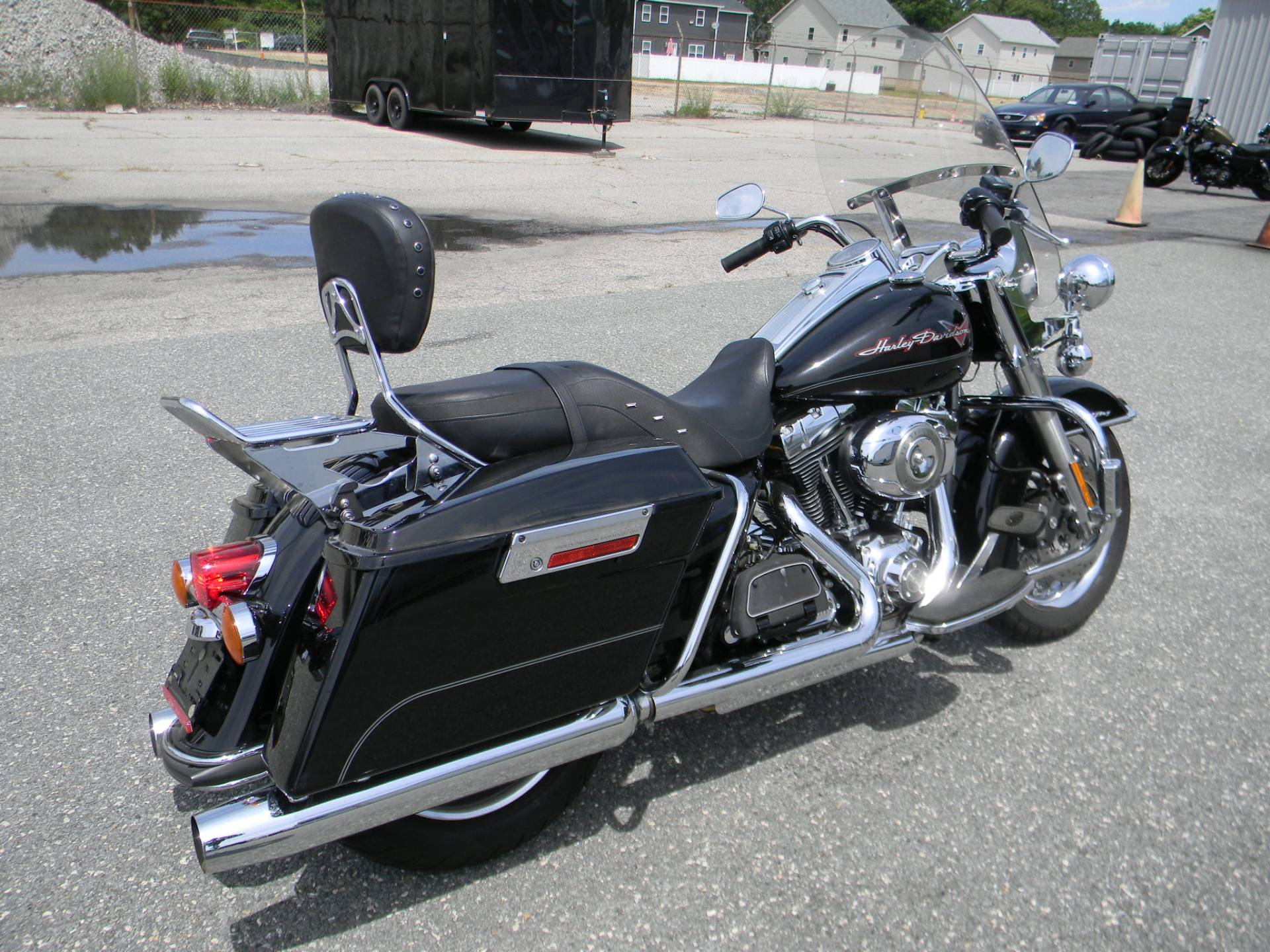 2009 Harley-Davidson Road King® in Springfield, Massachusetts - Photo 3