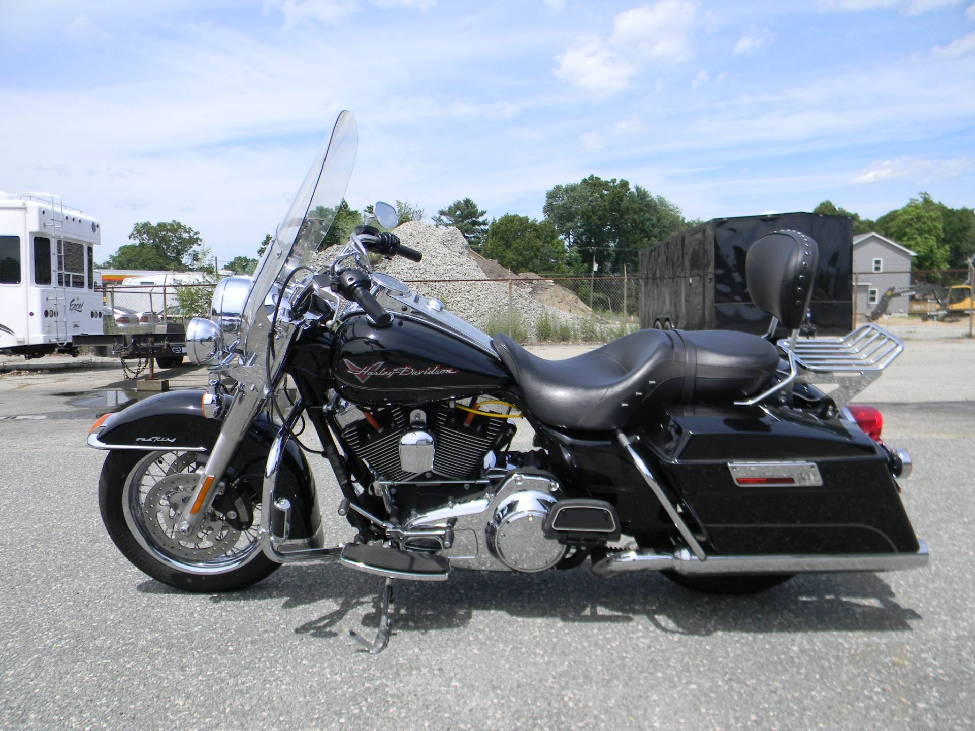 2009 Harley-Davidson Road King® in Springfield, Massachusetts - Photo 6