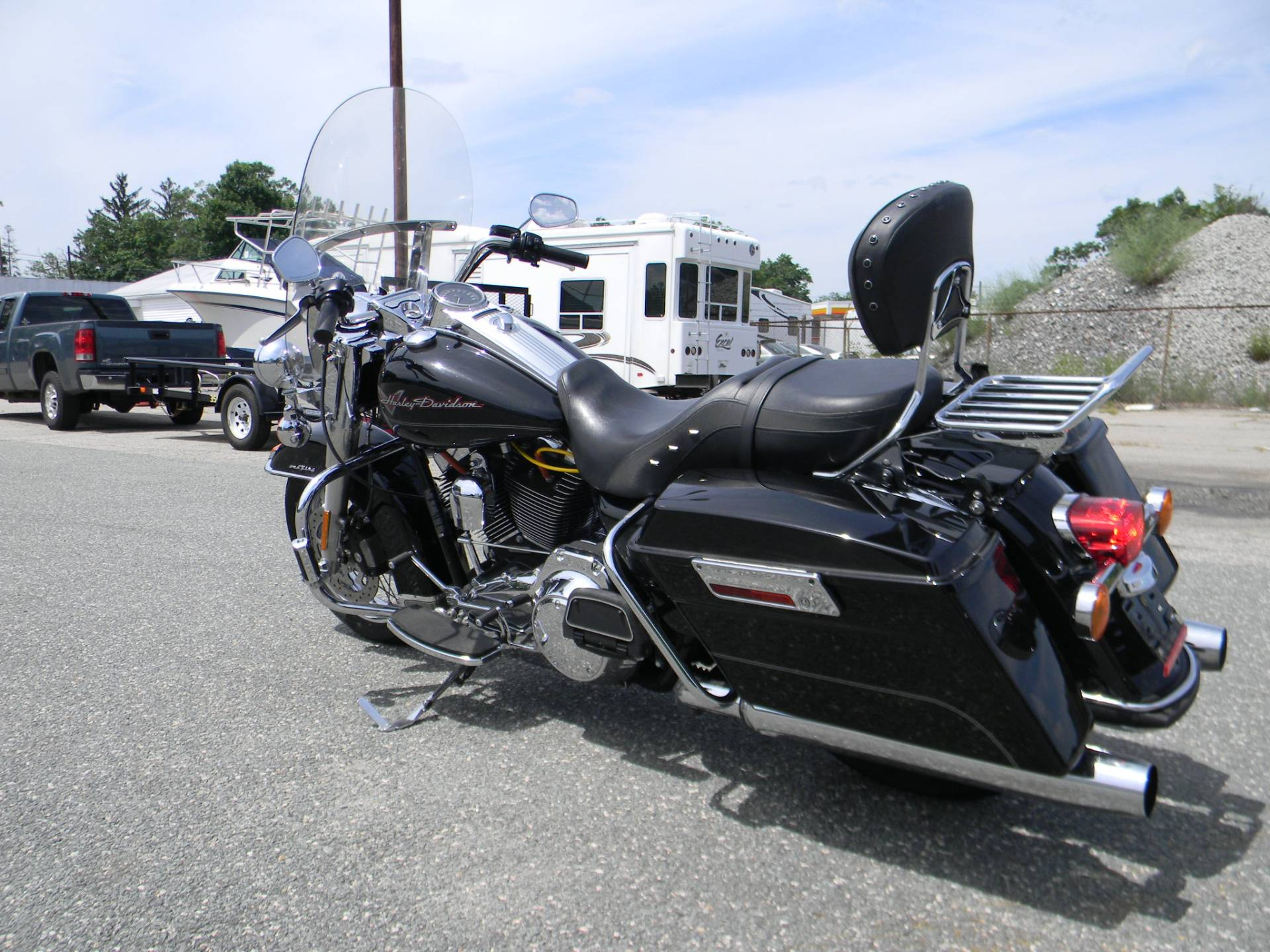 2009 Harley-Davidson Road King® in Springfield, Massachusetts - Photo 7