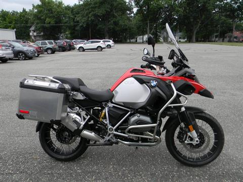 2018 BMW R 1200 GS Adventure in Springfield, Massachusetts - Photo 1