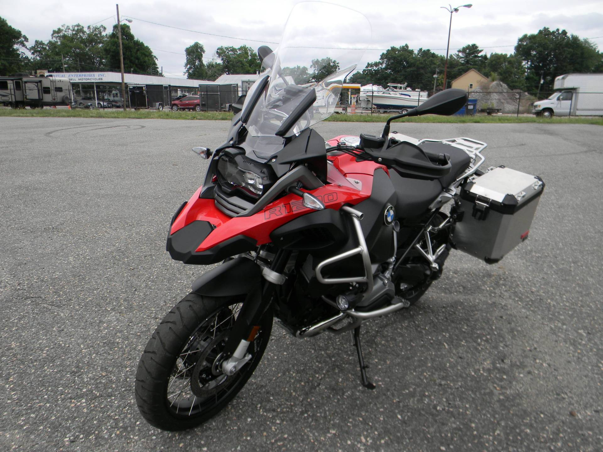 2018 BMW R 1200 GS Adventure in Springfield, Massachusetts - Photo 9