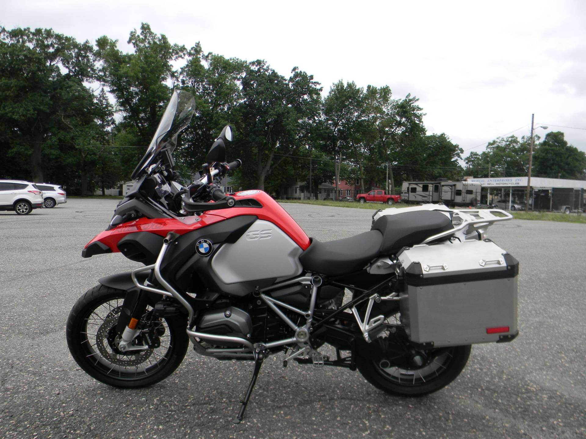 2018 BMW R 1200 GS Adventure in Springfield, Massachusetts - Photo 10