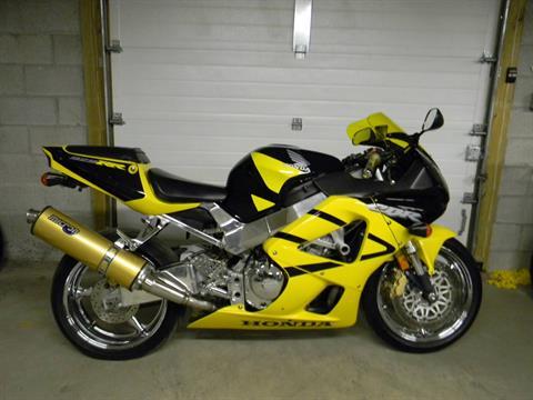 2001 Honda CBR929RR in Springfield, Massachusetts