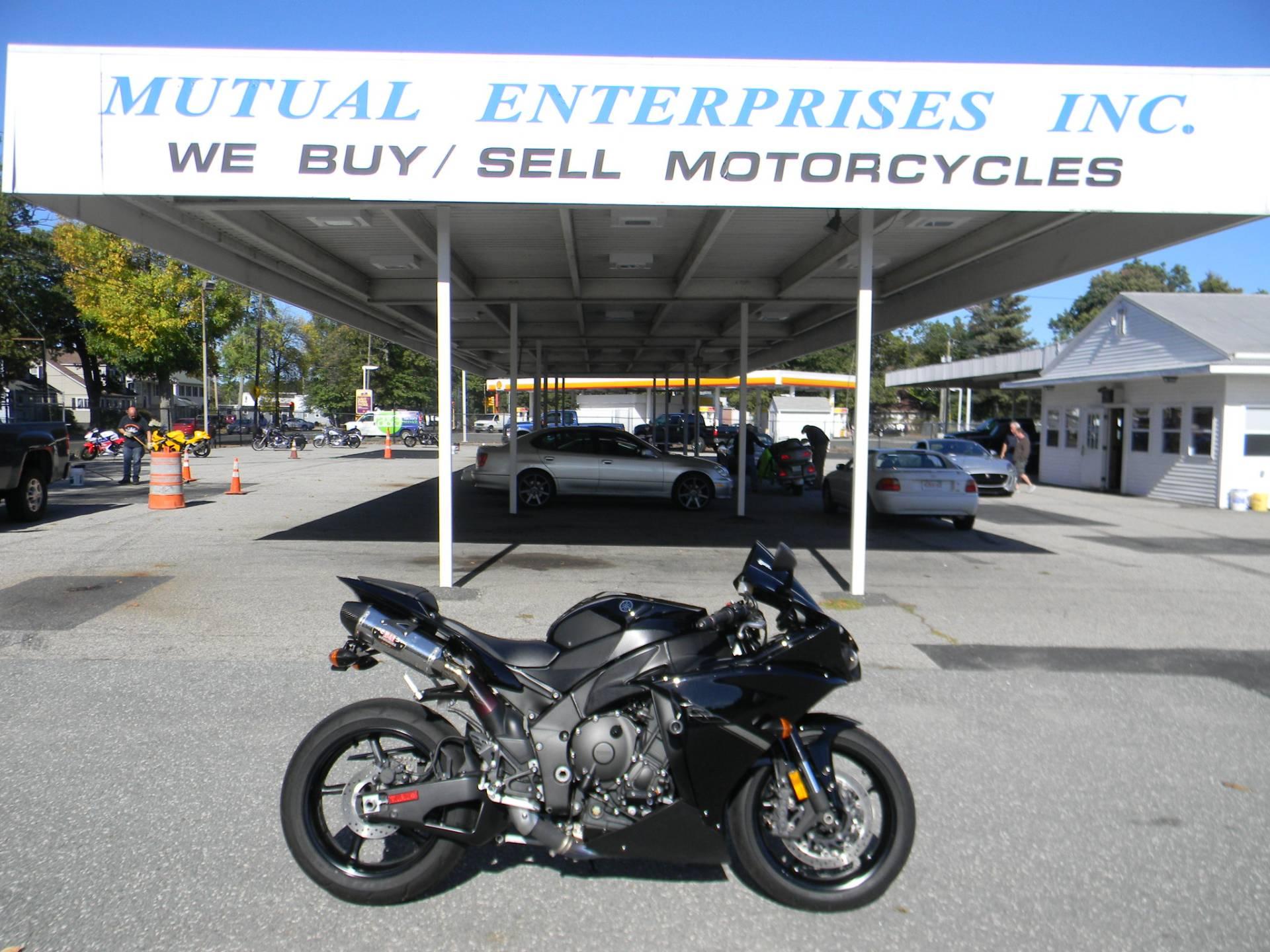 2012 Yamaha YZF-R1 for sale 80230