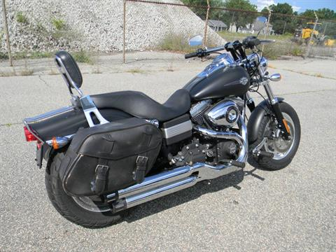 2012 Harley-Davidson Dyna® Fat Bob® in Springfield, Massachusetts - Photo 3