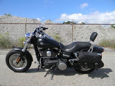2012 Harley-Davidson Dyna® Fat Bob® in Springfield, Massachusetts