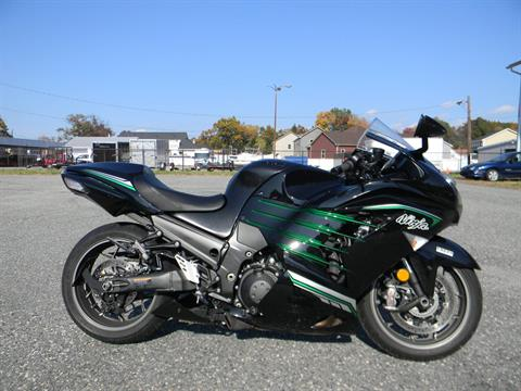 2015 Kawasaki Ninja® ZX™-14R ABS in Springfield, Massachusetts - Photo 1
