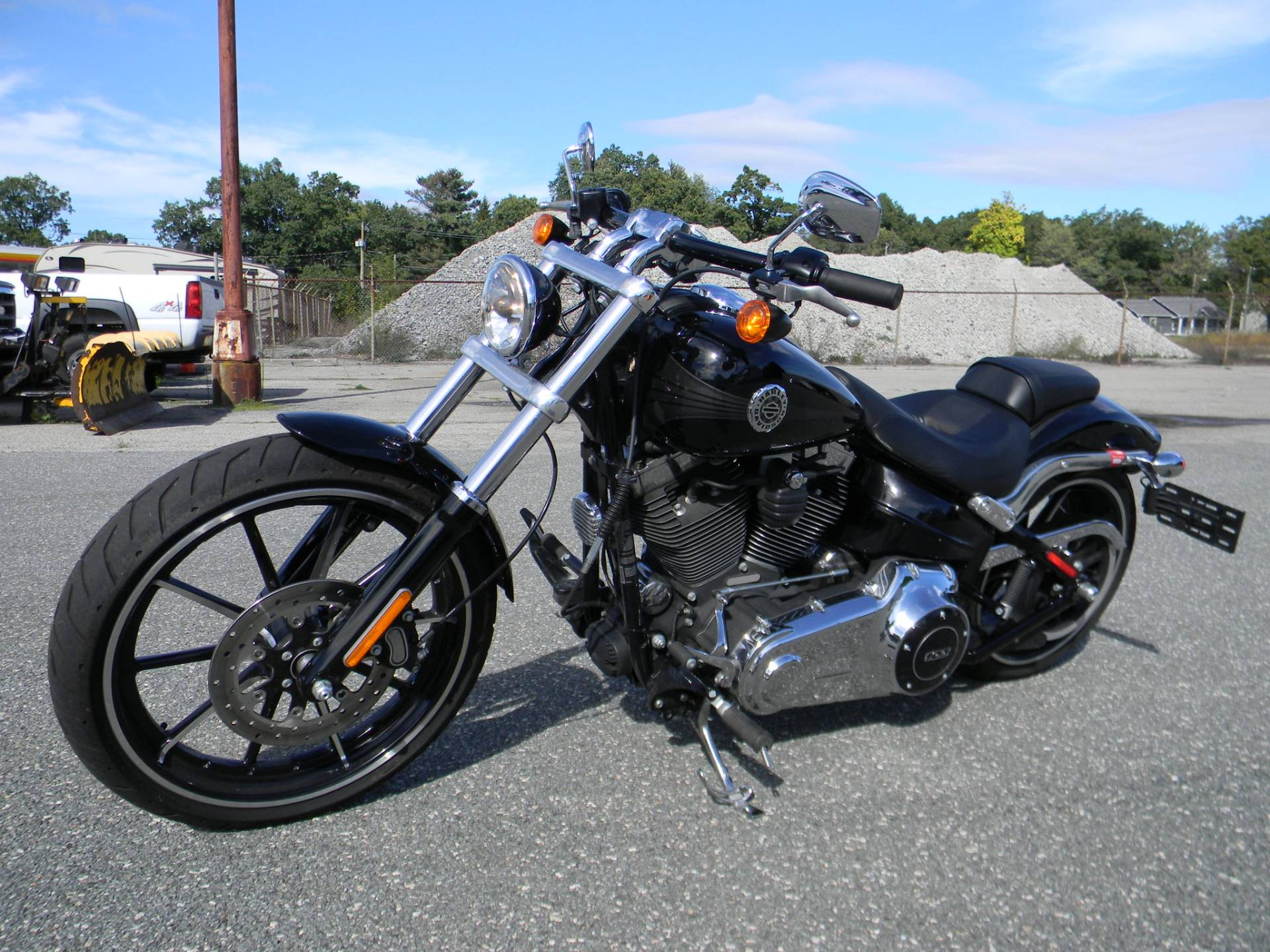2013 Harley-Davidson Softail® Breakout® in Springfield, Massachusetts