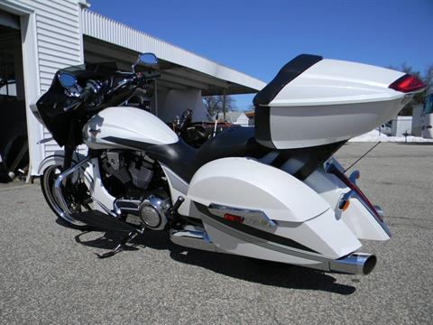 2016 Victory Magnum in Springfield, Massachusetts