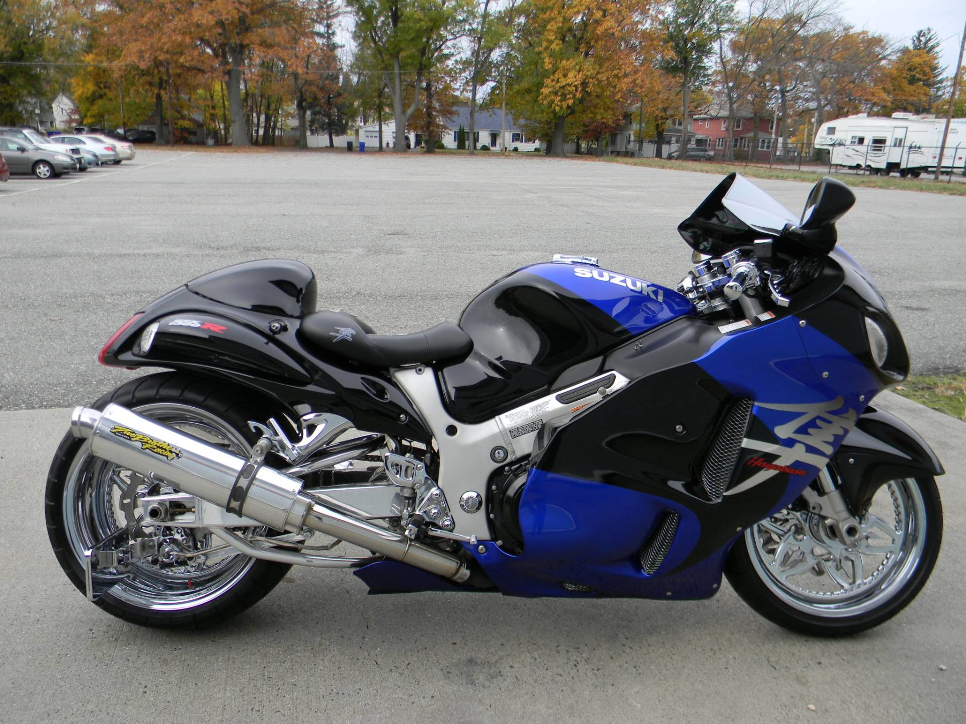 2002 Suzuki Hayabusa™ 1300 in Springfield, Massachusetts