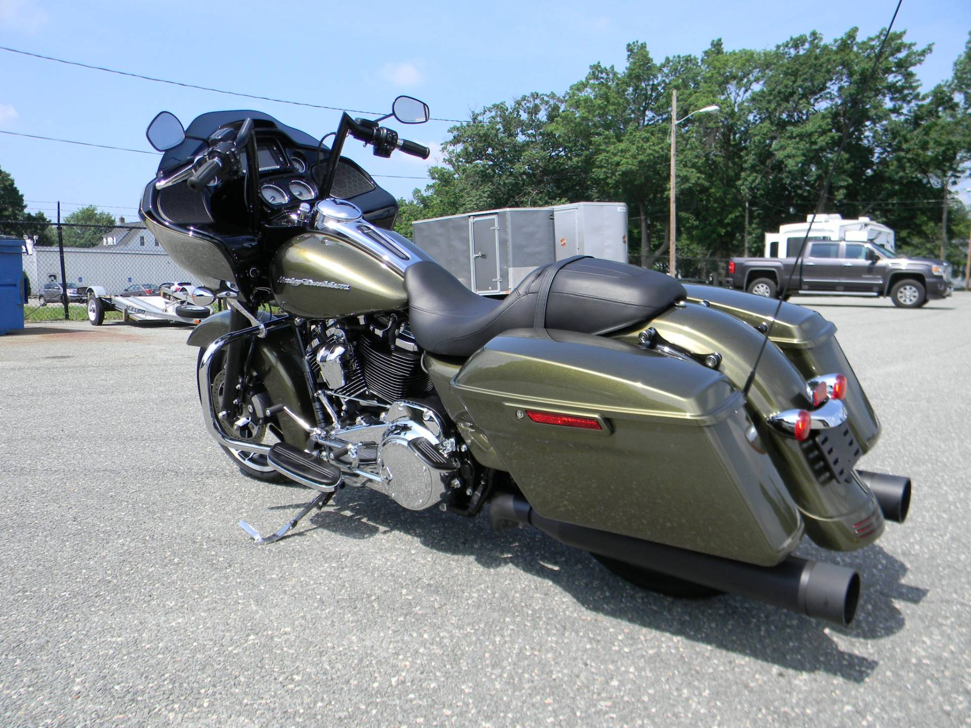 2017 Harley-Davidson Road Glide® Special in Springfield, Massachusetts - Photo 8
