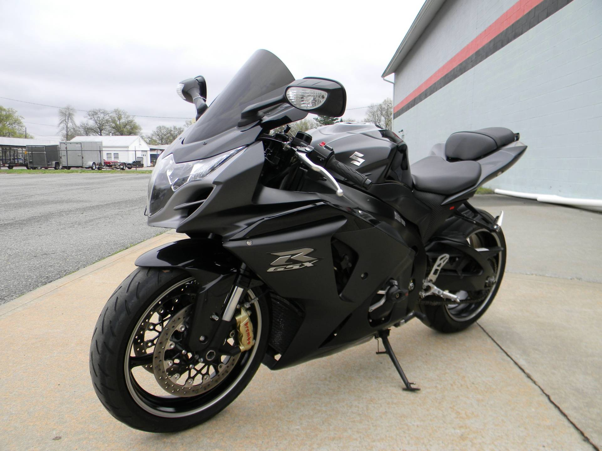 2012 Suzuki GSX-R1000™ in Springfield, Massachusetts - Photo 4