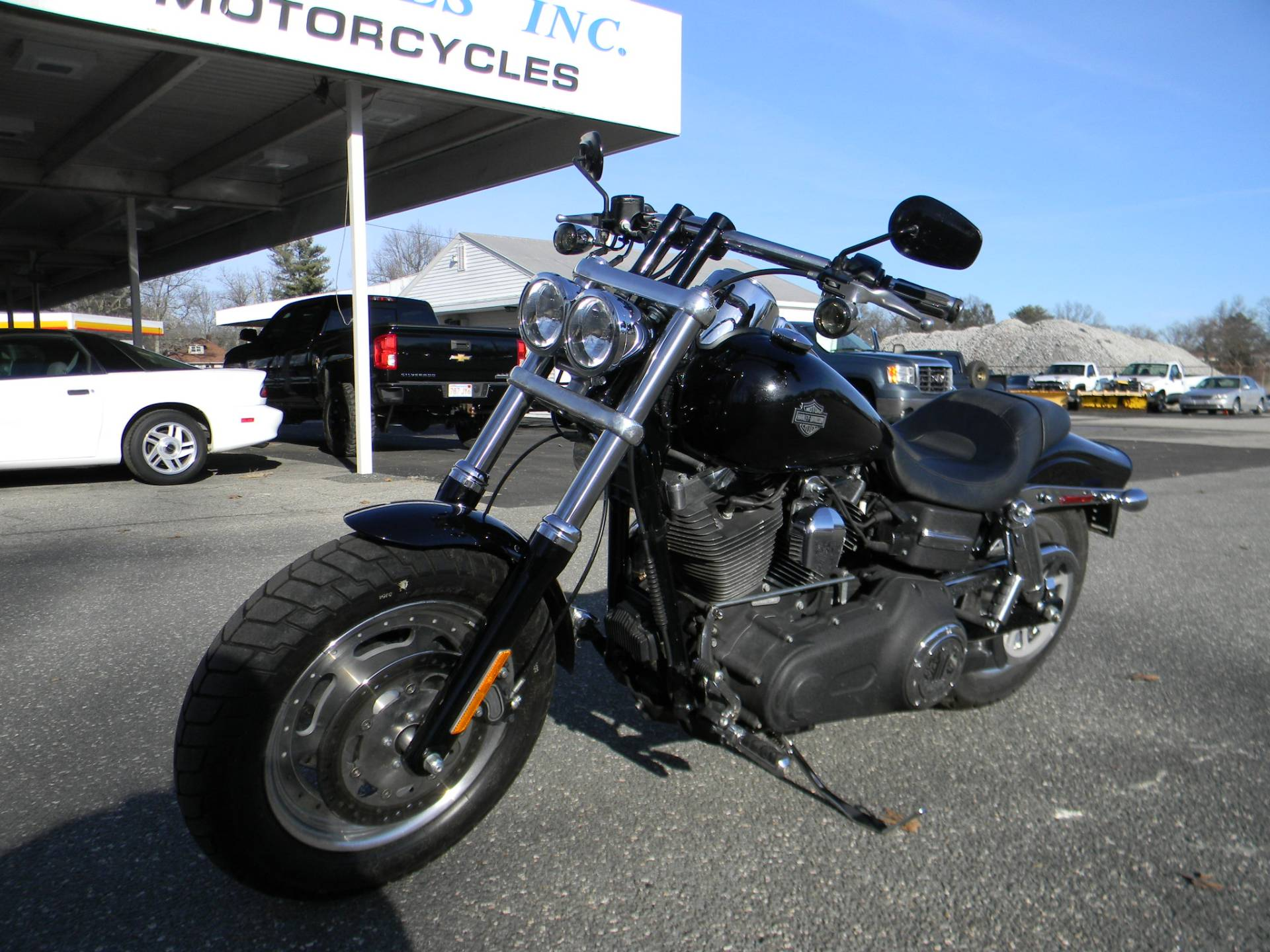 2013 Harley-Davidson Dyna® Fat Bob® in Springfield, Massachusetts