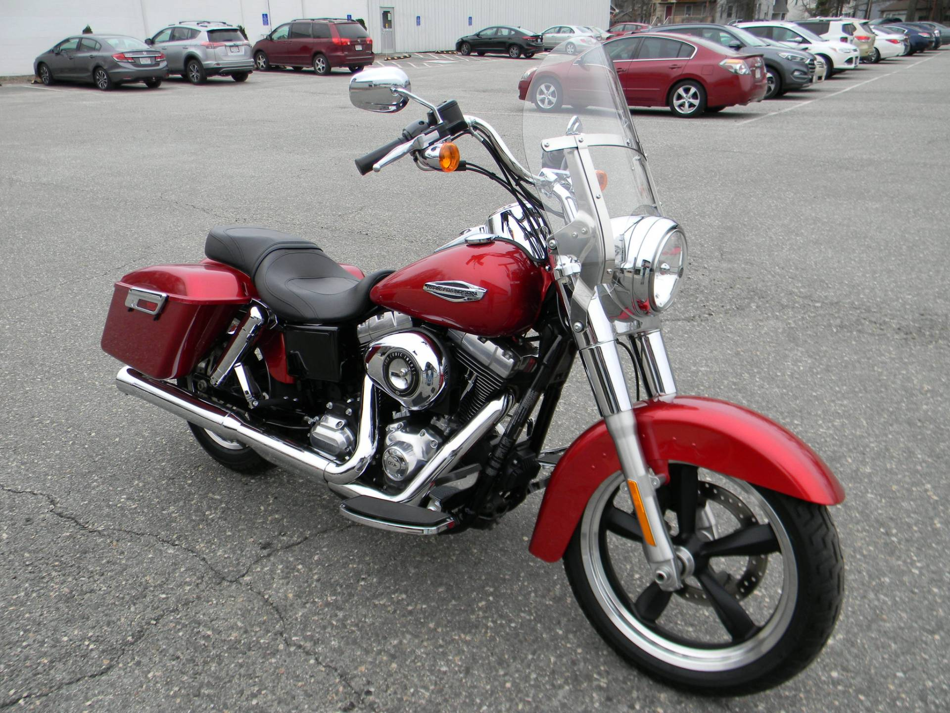 2013 Harley-Davidson Dyna® Switchback™ in Springfield, Massachusetts