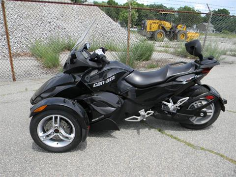 2012 Can-Am Spyder® RS SE5 in Springfield, Massachusetts