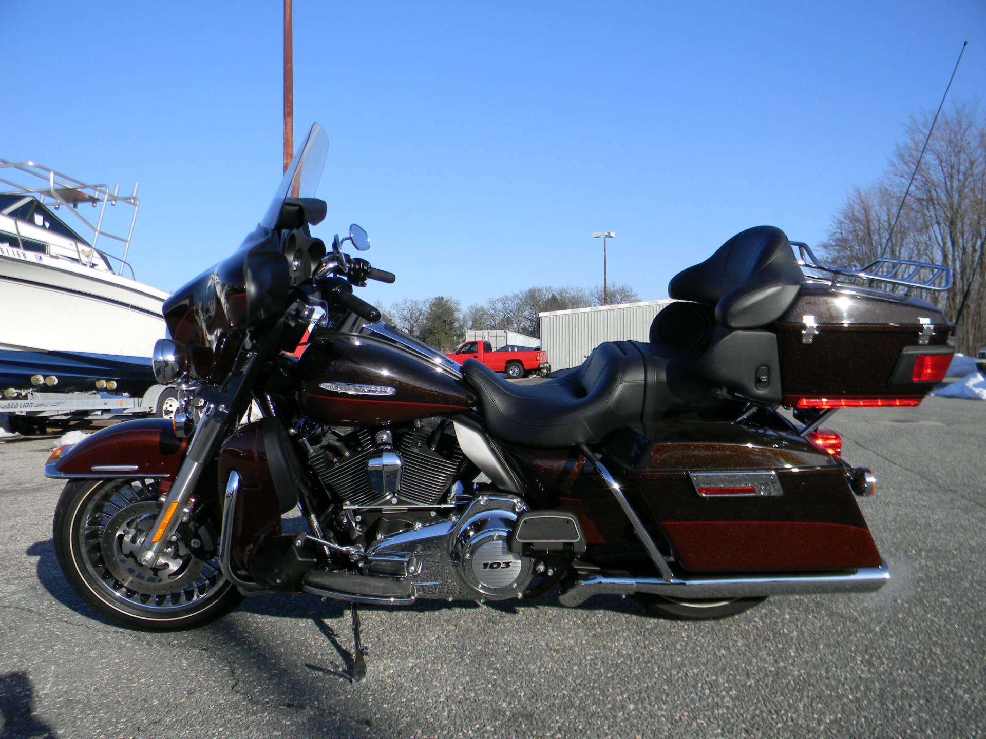 2011 Harley-Davidson Electra Glide® Ultra Limited in Springfield, Massachusetts