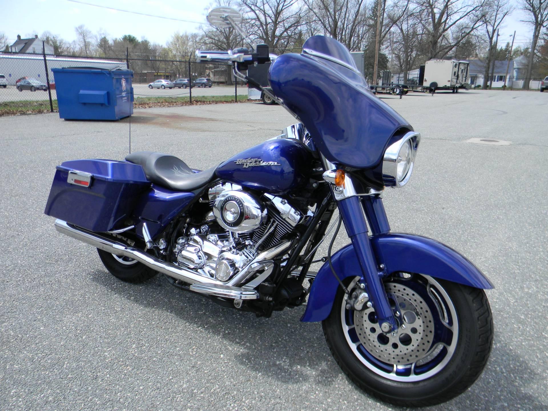 2007 Harley-Davidson Street Glide™ in Springfield, Massachusetts