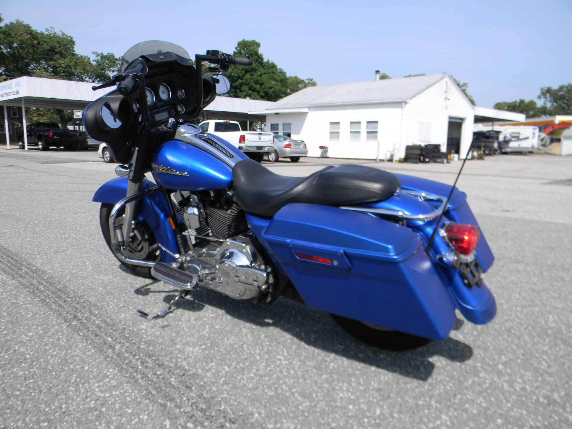 2007 Harley-Davidson FLHX Street Glide 8