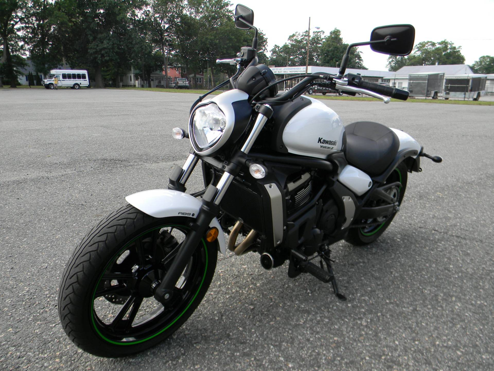 2015 Kawasaki Vulcan® S ABS in Springfield, Massachusetts