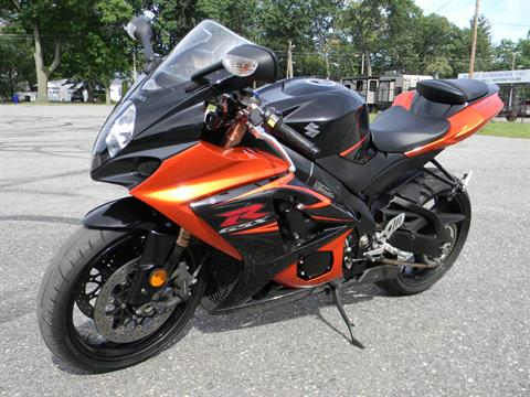 2007 Suzuki GSX-R1000™ in Springfield, Massachusetts - Photo 5