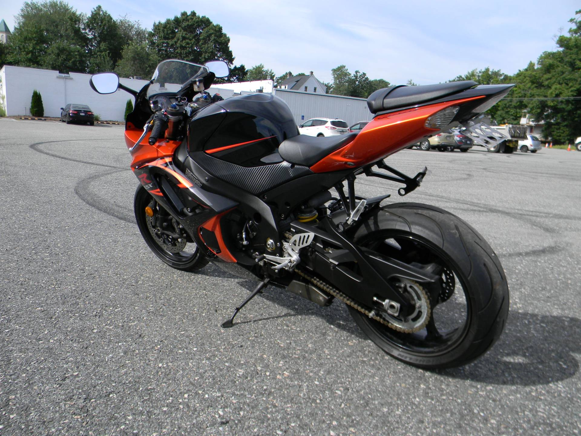 2007 Suzuki GSX-R1000™ in Springfield, Massachusetts - Photo 7