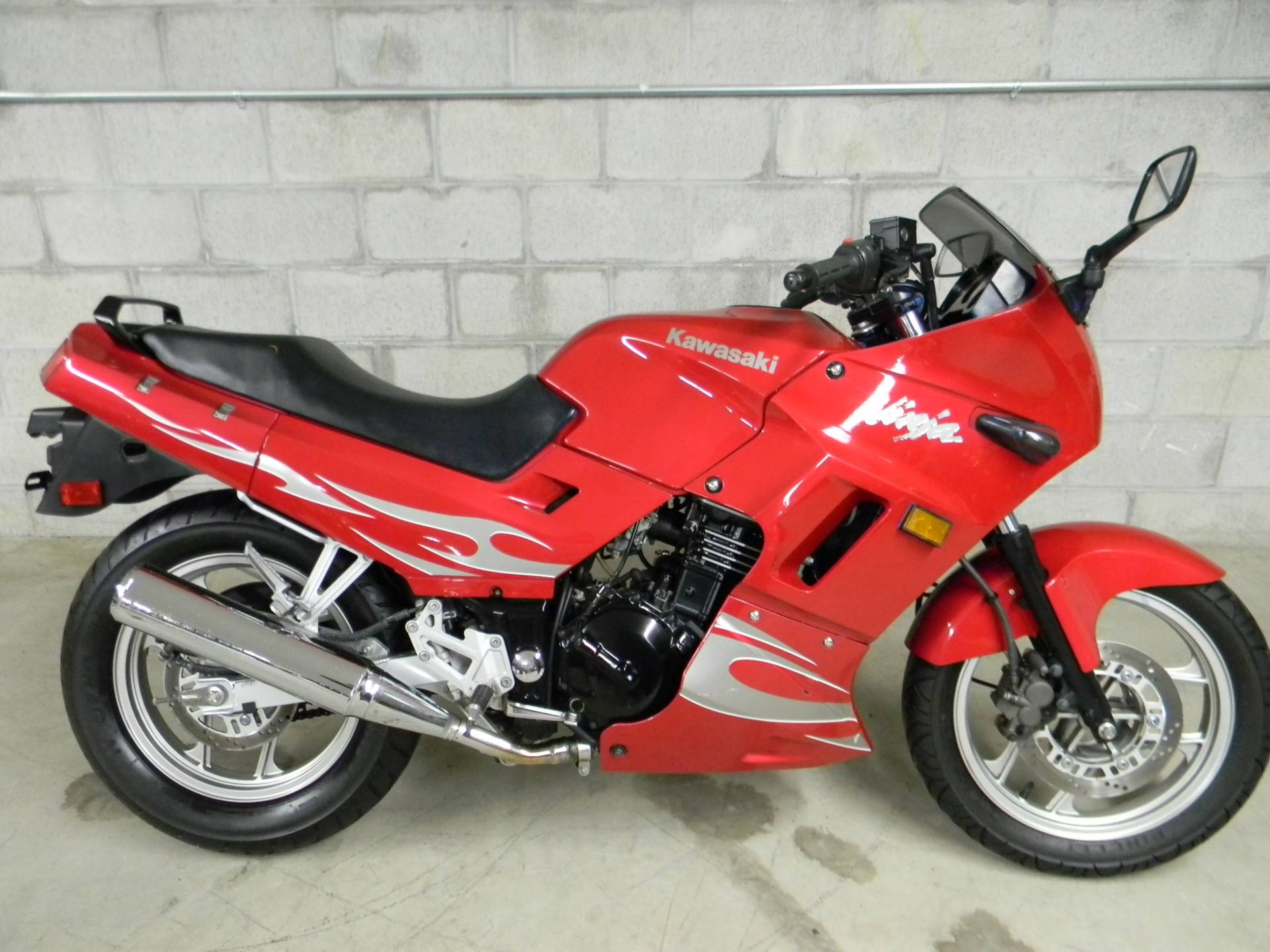 2007 Kawasaki Ninja® 250R in Springfield, Massachusetts - Photo 1