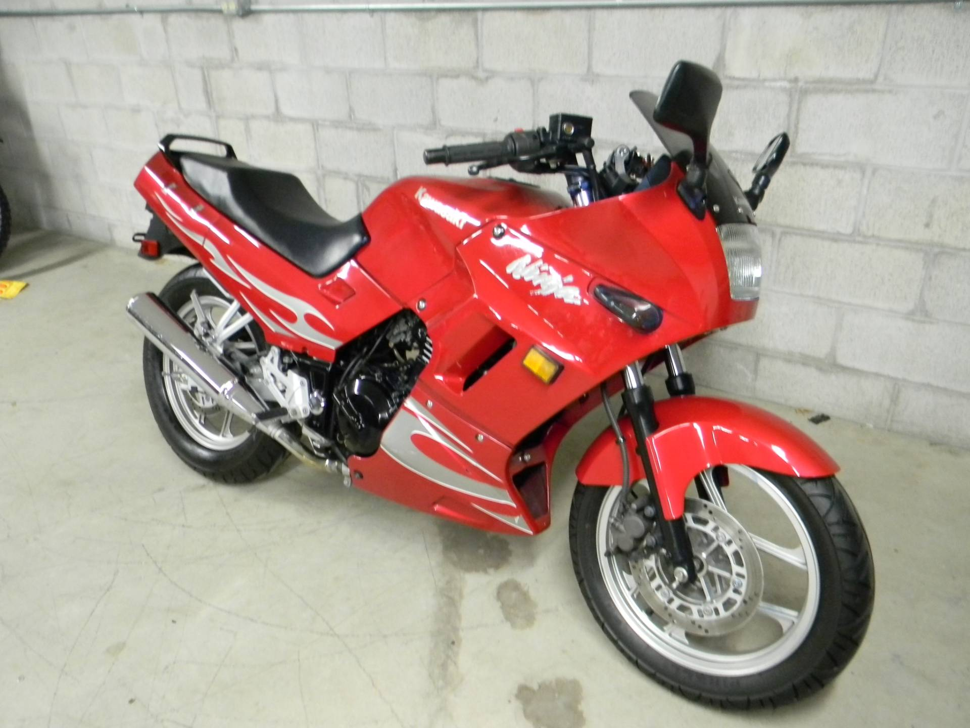 2007 Kawasaki Ninja® 250R in Springfield, Massachusetts - Photo 2