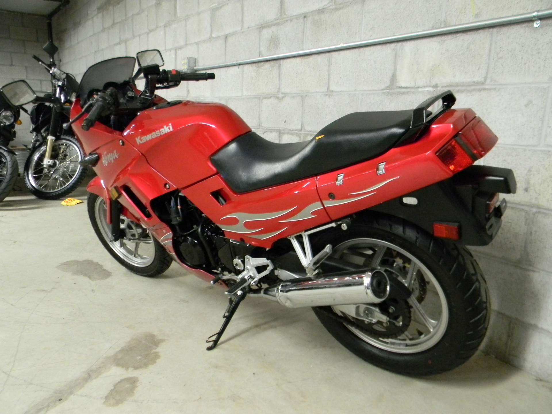 2007 Kawasaki Ninja® 250R in Springfield, Massachusetts